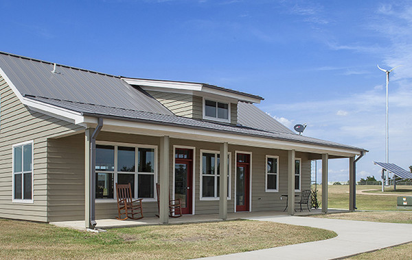 Bluebonnet Electric Cooperative  Eco-Home